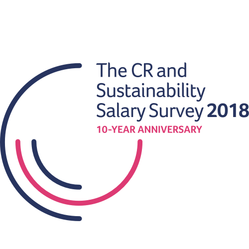 The Corporate Responsibility & Sustainability Salary Survey 2018