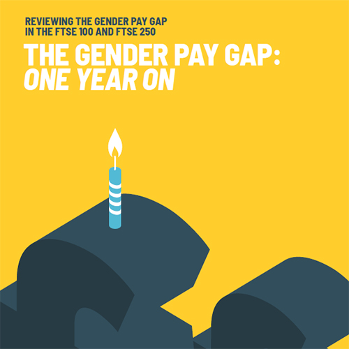 The Gender Pay Gap: One Year On